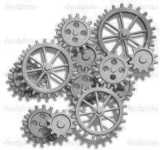 depositphotos_10674778-Abstract-clockwork-gears-isolated-on-white.jpg (950×883)