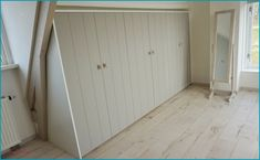 Shelving Systems, Attic Spaces, Cupboard Storage, Walk In Closet, Dressing Room, Guest Room, Loft, Shelves, Interior Design