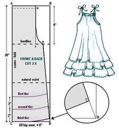 Free Babydoll Dress Pattern