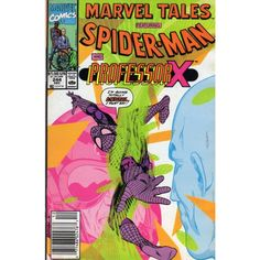 MARVEL TALES #244 | Spider-Man | Marvel Comics | Reprints Marvel Team-Up 118