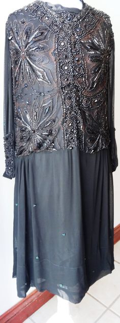 Edwardian Dress  Second Mourning Dress  by PepperLaneExclusives, $1300.00