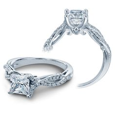 Verragio Insignia Diamond Engagement Ring Setting 7050 I think this is the setting....