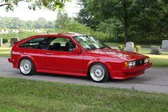 VW Scirocco II 1989