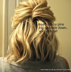 Nice for medium length wavy hair...hope it works for mine (fine/wavy)