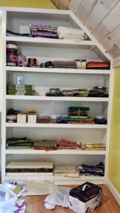 Quilting Room Storage Ideas | Sewing/Quilting Room | Pinterest | Quilting room Storage ideas and Storage & Quilting Room Storage Ideas | Sewing/Quilting Room | Pinterest ...