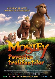 Pentru a-și salva familia, Mosley pornește într-o aventură fantastică pentru a-i găsi pe Cei Drepți, dar, spre marea lui surpriză, află un secret care îi dezvăluie adevărul despre propriul său neam...  Mosley, alături de familia lui de Trolifanți patrupezi, trăiește ca simplu muncitor la ferma deținută de Simon, un individ extrem de nemilos. Movies, Movie Posters, Film Poster, Films, Popcorn Posters, Film Posters, Movie Quotes, Movie