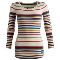 b3ceec21611d Joules - Gina Jersey Striped Top. Striped Jersey