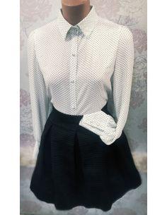 camasa cu buline Bell Sleeves, Bell Sleeve Top, Tops, Women, Fashion, Moda, Fashion Styles, Fashion Illustrations, Woman