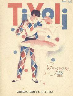 tivoli poster 1964