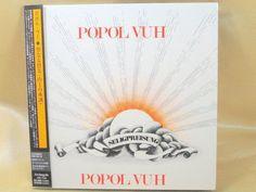 CD/Japan- POPOL VUH Seligpreisung +1 bonus trk w/OBI RARE MINI-LP ARC-7185 #KrautRockProgressiveArtRock