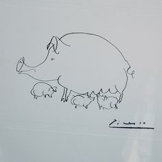 Picasso pigs | Flickr - Photo Sharing!