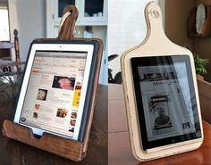 Tuto faire un support ou porte tablette tactile