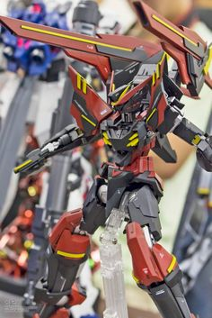GUNDAM GUY: CPM Asakusabashi Plastic Model Exhibition (Tokyo, Japan) - Image Gallery [Part 9]
