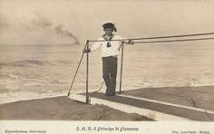 Kronprinz Umberto von Italien, future King Umberto II. of Italy 1904 – 1983 | Flickr - Photo Sharing!