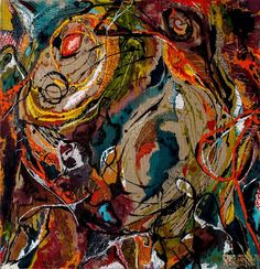 Abstract Artist: Dorit Ruff Medium: Acrylic, Mixed Media Website: www.doritruff.co.il My paintings are part of...