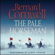 The Pale Horseman /Bernard Cromwell. A book about vikings - and, not to mention, historically correct. A nice action-packed read, but to be honest not great art.