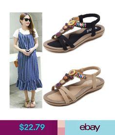 34783e9b77e7b Cute Women Ladies Flip Flops Casual Beach Sandals Shoes Funny Summer  Slipper