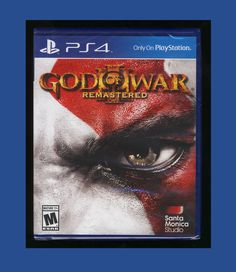 God Of War III 3 Remastered - Sony PlayStation 4  ** New Factory Sealed ** PS4 711719501305 | eBay