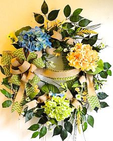 Wreaths in Decor & Housewares - Etsy Home & Living - Page 13