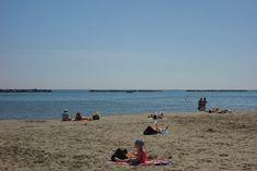 Stagione in Romagna #estate #summer #romagna #mare #adria #riviera