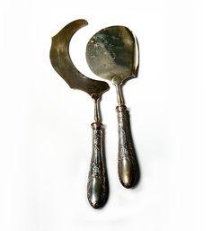Antique Victorian Silver