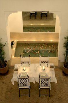 Romantisches Hotel Riad Chi-Chi, Marrakesch, Marokko | Escapio