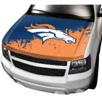Denver Broncos  Car / Truck Hood Cover ::: New Item Just Come Out !!!