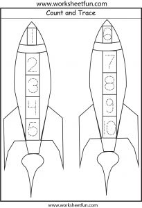 Crafts,Actvities and Worksheets for Preschool,Toddler and Kindergarten.Lots of worksheets and coloring pages. Preschool Rocket, Trains Preschool, Space Theme Preschool, Color Worksheets For Preschool, Numbers Preschool, Tracing Worksheets, Preschool Letters, Free Printable Worksheets, Preschool Activities