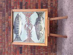 Ronnie Pettit art at Sis & Moon's