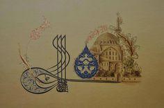 (168) Altın'ın Huzura Dokunuşu:TEZHİP Arabesque, Illumination Art, Turkish Art, Arabic Art, Ottoman Empire, Islamic Calligraphy, Sufi, Miniture Things, Islamic Art