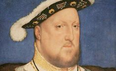 Cursed Royal Blood.  Was Henry VIII to blame for his wives' many miscarriages?