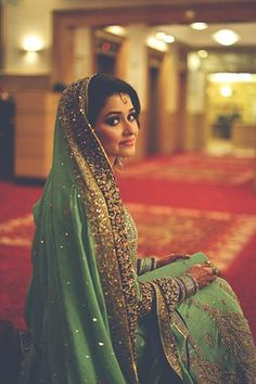Indian bride #wedding