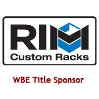 WBE Title Sponsor - RIM Custom Racks