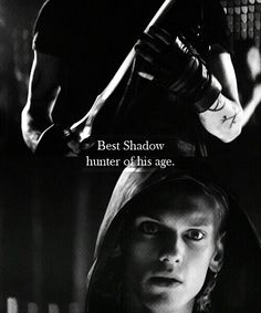 Best shadow hunter of his age.