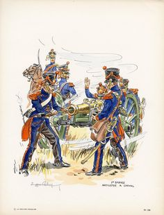 French Horse Artillery