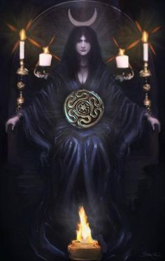 Hecate - Dark Goddess Incense - Mermade