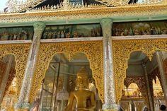 Shwesandaw Pagoda - Pyay, Bago Region, Myanmar