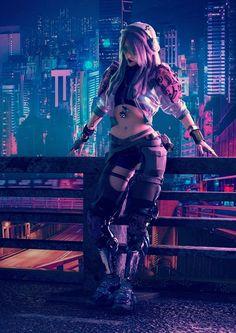 Cyberpunk ~ Hikikomori Anime Favela By Albert Ramon Puig Cyberpunk 2077, Arte Cyberpunk, Cyberpunk City, Cyberpunk Tattoo, Cyberpunk Aesthetic, Cyberpunk Clothes, Cyberpunk Fashion, Cyberpunk Anime, Fashion Goth