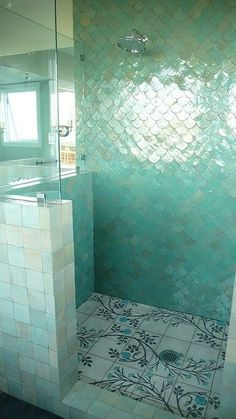 Mermaid Tail Tile