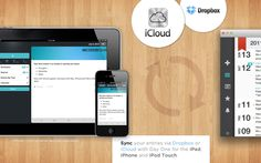 Day One Sync to iPhone, iPad and Mac via Dropbox