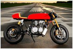 Honda CB650 by Trillion Industries