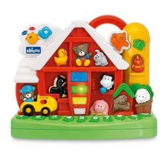 Chicco Toys Talking Farm >>> You can find out more details at the link of the image.