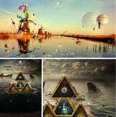 """Photo Manipulation - """"Surreal Bubbles"""" (Exclusive Tutorial) 