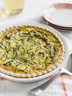 Vegan Broccoli Quiche Recipe - Vegetarian Quiche Recipe - Vegan Tofu Breakfast Recipe - Vegetarian Breakfast Recipe