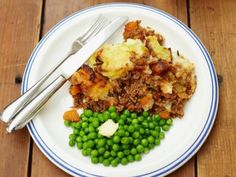 Jamie's Home Cooking Skills:  Shepherd's Pie  Super easy to put together, and always delicious.