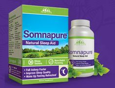 Somnapure helps sleeping easier at night. Get a great nights rest with Somnapure. Somnapure All-natural Sleep Supplement The Best All-natural Sleep Supplement You Can Get Go to sleep easier using Somnapure.