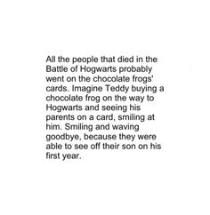 {Harry Potter} still crying