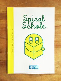 Spiral Schele