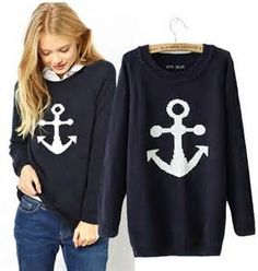 Knitted Anchor Pattern - Bing images