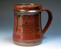 Malcom Flatman Mug Sutton Pottery Hand Thrown Mug by MugsMostly